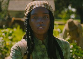 "Janelle Monáe está presa no passado e presente no trailer do terror ""Antebellum"""