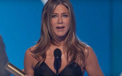 Jennifer Aniston aclamada <3