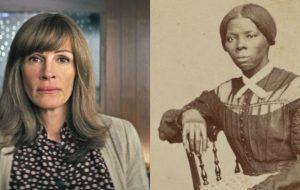 Oi? Julia Roberts já foi cogitada para interpretar a ativista negra Harriet Tubman