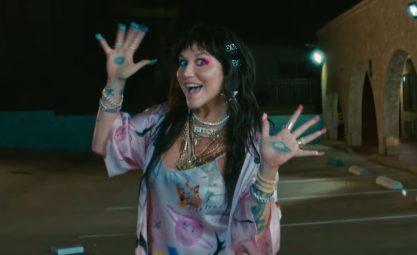 Novo clipe da Kesha