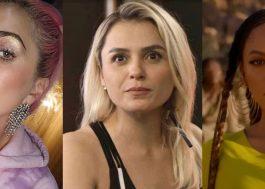"""Personagem de Monica Iozzi em """"A Dona do Pedaço"""" será agente de Lady Gaga e Beyoncé"""