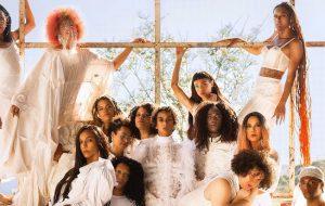 """Linn da Quebrada comanda igreja para todas em """"Oração"""", seu divino novo clipe"""