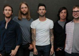 É oficial: Maroon 5 tocará em quatro cidades brasileiras em 2020!