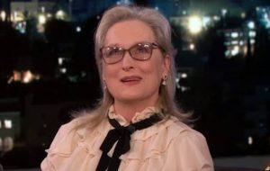 Meryl Streep será uma das anfitriãs do MET Gala 2020!