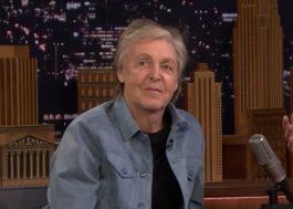 """Paul McCartney lança duas músicas inéditas de uma vez; ouça """"Home Tonight"""" e """"In A Hurry""""!"""