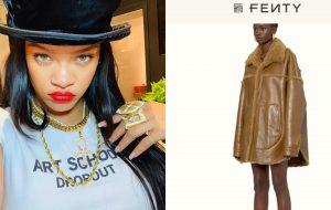 Rihanna lança coleção com pele de cordeiro e é criticada na internet