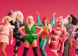"""RuPaul's Drag Race UK"" é renovada para a segunda temporada!"