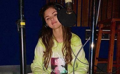 Novo álbum da Selena