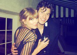 """Taylor Swift e Shawn Mendes lançam remix de """"Lover"""" com novos versos escritos pelo cantor"""