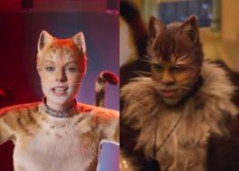 """Novo trailer de """"Cats"""" traz cenas inéditas de Taylor Swift, Jason Derulo e mais"""