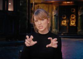 """Taylor Swift lançará música para trilha sonora de """"Cats"""" amanhã (15)!"""