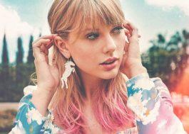 """Taylor Swift será honrada com o primeiro prêmio de """"Mulher da Década"""" da Billboard"""