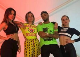 "Tove Lo e MC Zaac dançam funk em vídeo da coreografia de ""Are U gonna tell her?"""