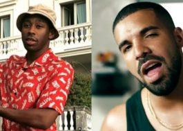 Tyler, The Creator repudia fãs que vaiaram Drake em seu festival