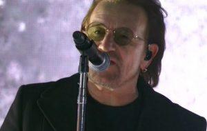 U2 doa 10 milhões de euros para o combate ao coronavírus