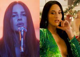 Lana Del Rey e Kacey Musgraves cantam juntas em trailer de especial de Natal da Amazon