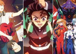 10 animes incríveis disponíveis em streamings para maratonar