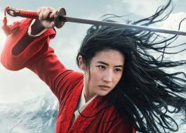 """Disney divulga novo pôster de """"Mulan"""" e avisa que novo trailer chega amanhã (5)"""