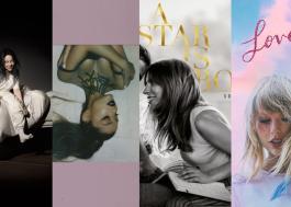 Billboard confirma que os quatro álbuns mais vendidos nos EUA em 2019 são de mulheres