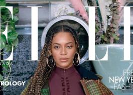 Capa da Elle Canadá, Beyoncé fala sobre os desafios de equilibrar a vida pessoal e profissional