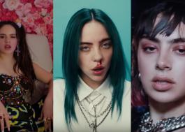 Pitchfork elege músicas de Rosalía, Billie Eilish e Charli XCX como melhores do ano