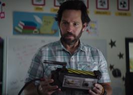 """""""Ghostbusters: Mais Além"""" mostra os novos personagens em seu primeiro trailer"""
