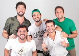 """Exclusivo: DDP Diretoria mostra a capa de """"Dia de Praia – Parte 2"""""""
