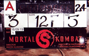 "Filmagens do live-action de ""Mortal Kombat"" chegam ao fim"