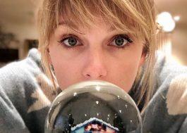 Taylor Swift anuncia lançamento de canção de Natal para sexta (6)!