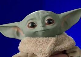 Hasbro anuncia linha de brinquedos do Baby Yoda
