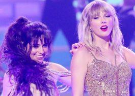 Camila Cabello revela que quase substituiu Taylor Swift em medley do AMAs 2019