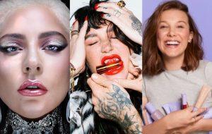 Todas as celebridades que montaram seu império de cosméticos em 2019