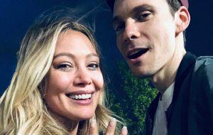 Hilary Duff e Matthew Koma se casam em cerimônia discreta na cidade de Los Angeles