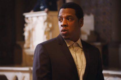 Jay-Z de volta ao Spotify