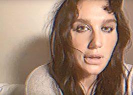 """Kesha está em um quarto solitário no clipe de """"Resentment"""""""