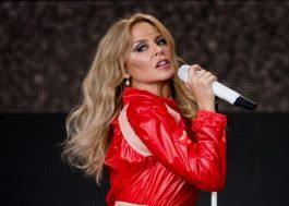 Kylie Minogue fará show no Brasil no festival GRLS!