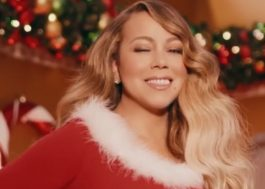 "Mariah Carey tá pronta pro Natal em teaser do novo clipe de ""All I Want For Christmas Is You"""