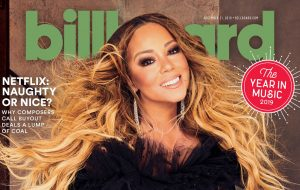 "Mariah Carey fala sobre o sucesso de ""All I Want For Christmas Is You"" para a Billboard"