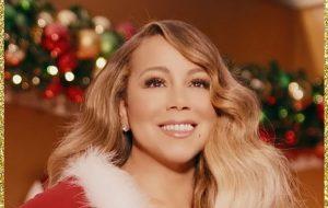 Mariah Carey narra a sua ceia de Natal em GIFs
