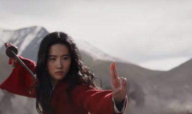 """Novo trailer de """"Mulan"""""""