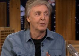 Paul McCartney revela que gravou álbum natalino, mas apenas para sua família