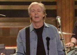 Livro infantil de Paul McCartney será adaptado como filme pela Netflix