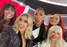 Carmit Bachar comenta sobre a possibilidade das Pussycat Dolls passarem pelo Brasil