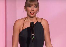 Ao receber prêmio de Mulher da Década, Taylor Swift enaltece Billie Eilish, Rosalía e mais