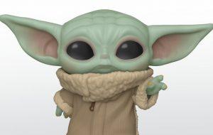 Funko Pop! mostra as primeiras imagens de colecionável do Baby Yoda!