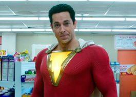 """Sequência de """"Shazam!"""" deve chegar aos cinemas em abril de 2022"""
