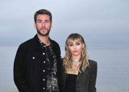 Miley Cyrus e Liam Hemsworth oficializam seu divórcio