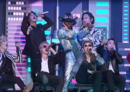 Lil Nas X, BTS, Billy Ray Cyrus, Diplo e Mason Ramsey se apresentam no Grammy