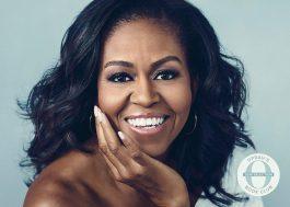 Michelle Obama ganha seu primeiro Grammy na categoria de Melhor Álbum Falado