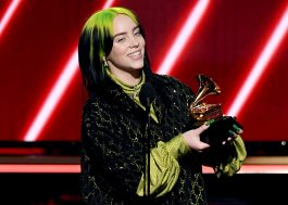 Billie Eilish vence o prêmio de Álbum do Ano no Grammy 2020